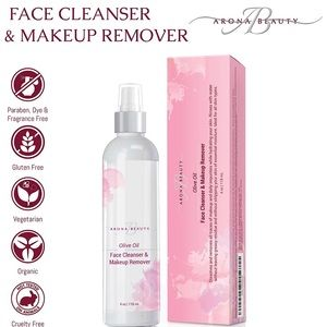Olive Oil Face Cleanser & Makeup RemoverNWT, used for sale